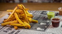 Image de Frites fraiches Cheddar Oignons Grillés